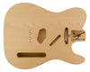 TC BODY 3pc Alder 2.3 Kg - 830317-Guitar Bodies - In Stock-Guitarbuild