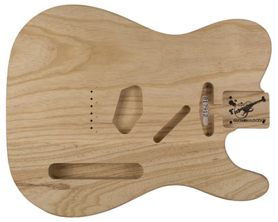 TC BODY 2pc Swamp Ash 2.1 Kg - 817912-Guitar Bodies - In Stock-Guitarbuild