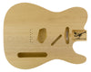 TC BODY 3pc White Limba 2 Kg - 830324-Guitar Bodies - In Stock-Guitarbuild