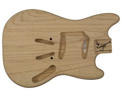 MS BODY 2pc Swamp ash 1.7 Kg - 821186-Guitar Bodies - In Stock-Guitarbuild