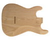 SC SSS BODY - HARDTAIL 2pc Baseball Bat Ash 2.6 Kg - 831321-Guitar Bodies - In Stock-Guitarbuild