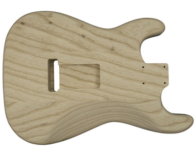 Guitar Bodies - SC BODY Vintage  (1950's) 3 pc Swamp Ash 1.9 KG - 808392 - Guitarbuild - 2