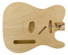 TC BODY 2pc White Limba 1.9 Kg - 830348-Guitar Bodies - In Stock-Guitarbuild
