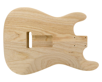 SC SSS BODY 2pc Swamp Ash 1.7 Kg - 827843-Guitar Bodies - In Stock-Guitarbuild