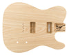 TC BODY 2pc Swamp Ash 2.2 Kg - 829601-Guitar Bodies - In Stock-Guitarbuild