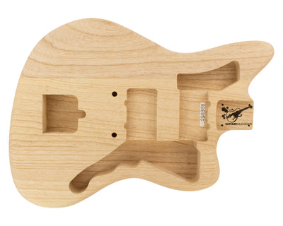 JM BODY 3pc Swamp Ash 1.8 Kg - 826853-Guitar Bodies - In Stock-Guitarbuild
