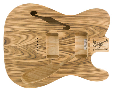 TC BODY 2pc Swamp Ash 1.6 Kg - 829106-Guitar Bodies - In Stock-Guitarbuild