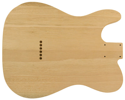 TC BODY 2pc Korina 2.2 Kg - 825467-Guitar Bodies - In Stock-Guitarbuild
