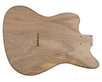 TM BODY 2pc Walnut 3.1 Kg - 814706-Guitar Bodies - In Stock-Guitarbuild