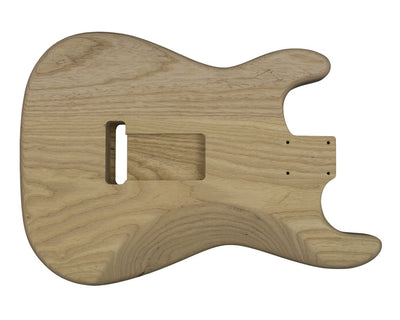 Guitar Bodies - SC BODY 2 pc Swamp Ash 2.1 KG - 809542 - Guitarbuild - 2