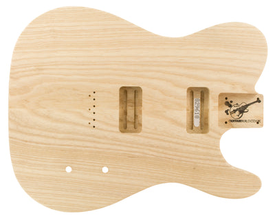 TC BODY 2pc Swamp Ash 2.2 Kg - 829618-Guitar Bodies - In Stock-Guitarbuild