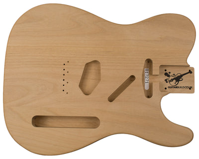 TC BODY 3pc Alder 2 Kg - 817271-Guitar Bodies - In Stock-Guitarbuild