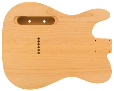 TC BODY 2pc Alder 2.2 Kg - 823814-Guitar Bodies - In Stock-Guitarbuild