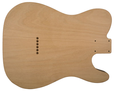 TC BODY 2pc Alder 2.3 Kg - 820943-Guitar Bodies - In Stock-Guitarbuild