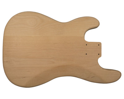 PJ BODY 2 pc Alder 2.2 Kg - 812467-Bass Bodies - In Stock-Guitarbuild