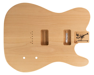 TC LA CABRONITA 2 BODY 2pc Alder 2.2 Kg - 831376-Guitar Bodies - In Stock-Guitarbuild