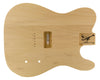 TC LA CABRONITA 1 BODY 3pc White Limba 1.9 Kg - 832120-Guitar Bodies - In Stock-Guitarbuild