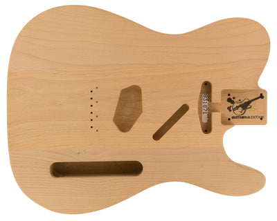 TC SS BODY - 1950's 3pc Alder 2.2 Kg - 831871-Guitar Bodies - In Stock-Guitarbuild