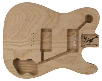 TC BODY 2pc Swamp Ash 1.7 Kg - 821940-Guitar Bodies - In Stock-Guitarbuild