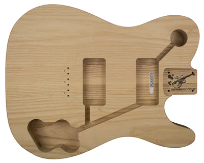 TC BODY 2pc Baseball Bat Ash 2.8 Kg - 820950-Guitar Bodies - In Stock-Guitarbuild