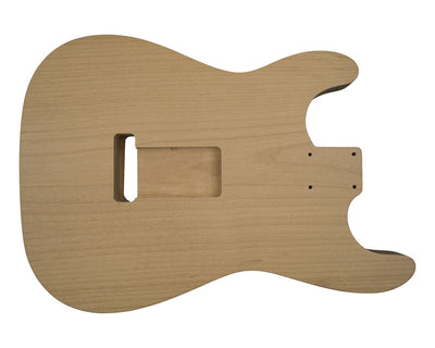 Guitar Bodies - SC BODY 1 pc Alder 1.8 KG - 808859 - Guitarbuild - 2