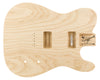 TC BODY 2pc Swamp Ash 2.2 Kg - 829632-Guitar Bodies - In Stock-Guitarbuild