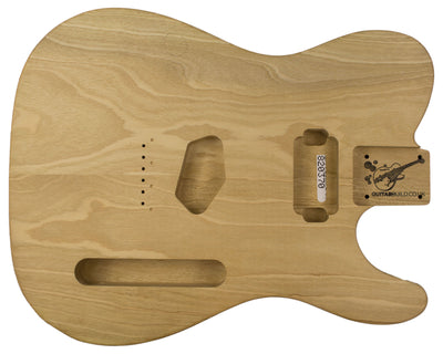 TC BODY 2pc Korina 3 Kg - 820370-Guitar Bodies - In Stock-Guitarbuild