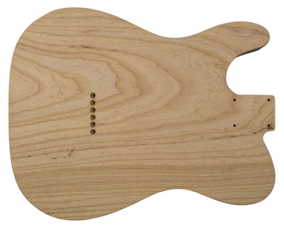 TC BODY 1pc Swamp Ash 1.4 Kg - 820622-Guitar Bodies - In Stock-Guitarbuild