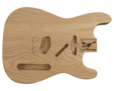 SC BODY 3pc Baseball Bat Ash 2.6 Kg - 815451-Guitar Bodies - In Stock-Guitarbuild