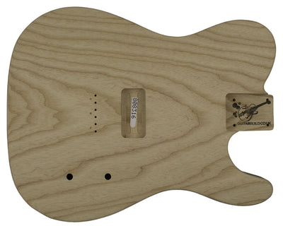Guitar Bodies - GUITARBUILD TC BODY 1 pc Swamp Ash 2.1 KG - 808316 - Guitarbuild - 1