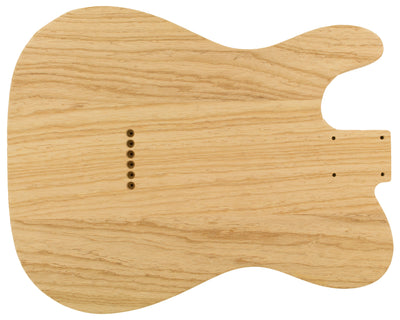 TC BODY 3pc Swamp ash 2.2 Kg - 823692-Guitar Bodies - In Stock-Guitarbuild