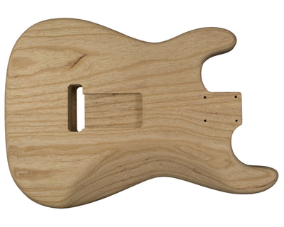 SC BODY 2pc Swamp Ash 1.9 Kg - 820387-Guitar Bodies - In Stock-Guitarbuild