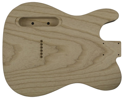 Guitar Bodies - GUITARBUILD TC BODY 1 pc Swamp Ash 2.1 KG - 808316 - Guitarbuild - 2