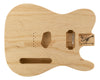 TC BODY 2pc Swamp Ash 1.8 Kg - 829403-Guitar Bodies - In Stock-Guitarbuild