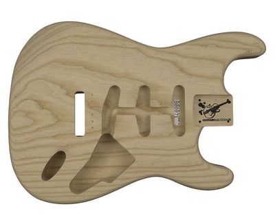 Guitar Bodies - SC Vintage  BODY 1 pc Swamp Ash 1.9 KG - 808071 - Guitarbuild - 1