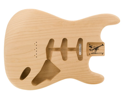 SC BODY 2pc Alder 2 Kg - 827904-Guitar Bodies - In Stock-Guitarbuild