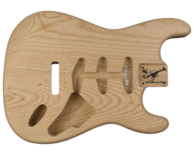 SC BODY 2pc Swamp Ash 1.9 Kg - 818988-Guitar Bodies - In Stock-Guitarbuild