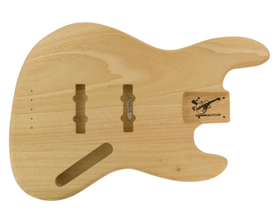 JB BODY 2pc Korina 2.2 Kg - 829915-Bass Bodies - In Stock-Guitarbuild