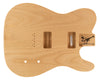 TC LA CABRONITA 2 BODY 2pc Alder 2.3 Kg - 831413-Guitar Bodies - In Stock-Guitarbuild