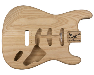 SC BODY 2pc Swamp Ash 2.2 Kg - 818001-Guitar Bodies - In Stock-Guitarbuild