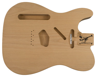 TC BODY 3pc Alder 2.1 Kg - 815475-Guitar Bodies - In Stock-Guitarbuild