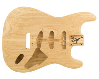 SC BODY 2pc Swamp Ash 2.3 Kg - 823517-Guitar Bodies - In Stock-Guitarbuild
