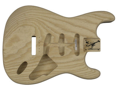 Guitar Bodies - SC Vintage  BODY 1 pc Swamp Ash 2.0 KG - 808095 - Guitarbuild - 1