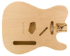 TC BODY 2pc Alder 2.1 Kg - 829670-Guitar Bodies - In Stock-Guitarbuild