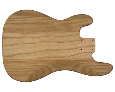 PB BODY 3pc Roasted Swamp Ash 2.1 Kg - 818148-Bass Bodies - In Stock-Guitarbuild