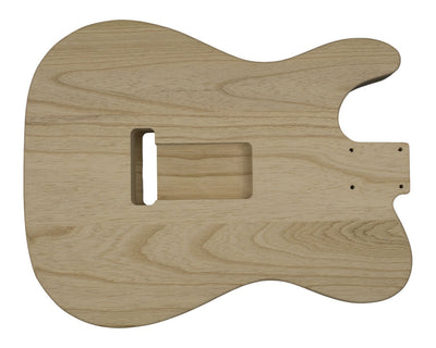 Guitar Bodies - TC HH BODY 3 pc Swamp Ash 1.7 KG - 809153 - Guitarbuild - 2