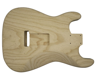 Guitar Bodies - SC Vintage  BODY 1 pc Swamp Ash 2.0 KG - 808095 - Guitarbuild - 2