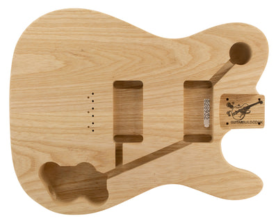 TC BODY 2pc Swamp Ash 1.8 Kg - 828932-Guitar Bodies - In Stock-Guitarbuild