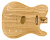 TC BODY 1pc Roasted Swamp Ash 2.2 Kg - 830430-Guitar Bodies - In Stock-Guitarbuild