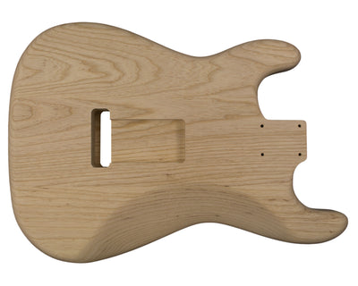 SC BODY 3pc Swamp Ash 1.8 Kg - 821483-Guitar Bodies - In Stock-Guitarbuild